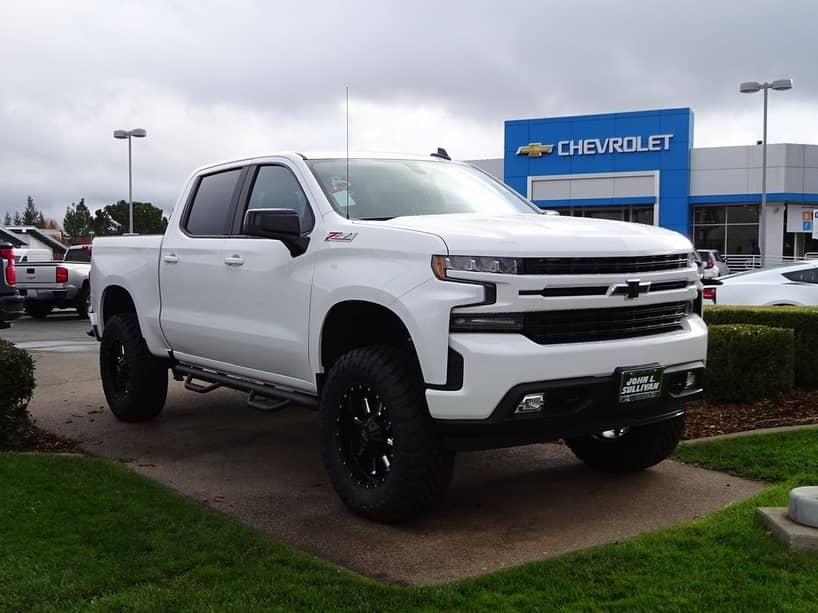 How to Reset Computer on Chevy Silverado